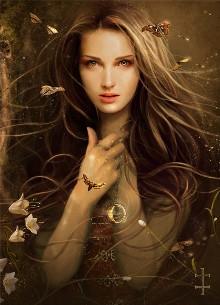 """Книга """"Настоящее волшебство"""" читать онлайн"""