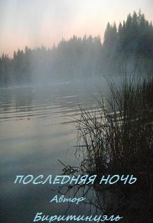 """Книга """"Последняя ночь"""" читать онлайн"""