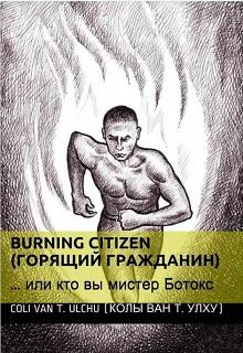 """Книга """"Горящий Гражданин или кто вы, мистер Ботокс"""" читать онлайн"""
