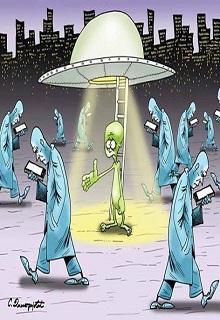 """Книга """"Кто есть зомби?"""" читать онлайн"""