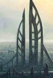"""Книга """"Параллельный мир: Тёмный Город"""" читать онлайн"""
