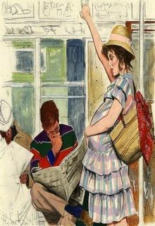 """Книга """"Уступите место женщине с ребенком..."""" читать онлайн"""