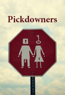 """Книга """"Пикдаунеры"""" читать онлайн"""