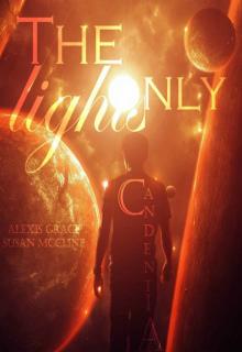 """Книга """"Единственный свет/ Авторы:сьюзен Макклайн /алексис Грейс"""" читать онлайн"""