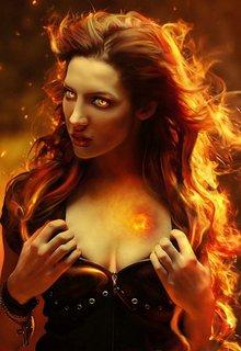 """Книга """"Огненная кровь"""" читать онлайн"""