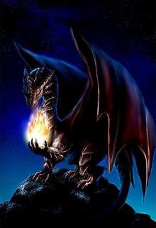 """Обложка книги """"Игра дракона (т.1)"""""""