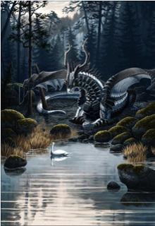 """Книга """"Белый лебедь и Небесный дракон"""" читать онлайн"""