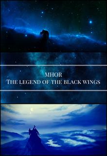 """Книга """"Мхор. Легенда о черных крыльях"""" читать онлайн"""