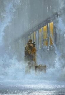 """Книга """"Поезда"""" читать онлайн"""