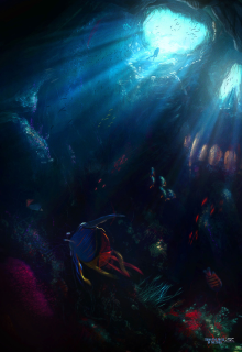 """Книга """"Подземноморье"""" читать онлайн"""