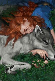 """Книга """"Сказка для моего волка"""" читать онлайн"""