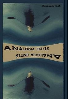 """Обложка книги """"Analogia entis"""""""