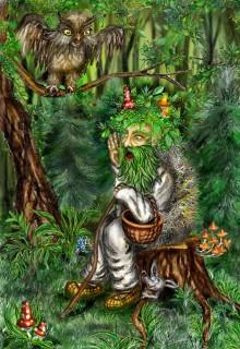 """Книга. """"Сказки заповедного леса"""" читать онлайн"""