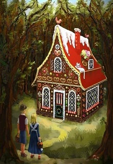 """Книга """"Пряничный домик"""" читать онлайн"""