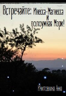 """Книга """"Встречайте: Инесса-Магнесса и полоумная Мэри!"""" читать онлайн"""