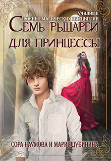 """Книга """"Увмд-1. Семь рыцарей для принцессы"""" читать онлайн"""