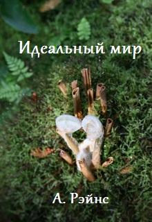 """Обложка книги """"Идеальный мир"""""""