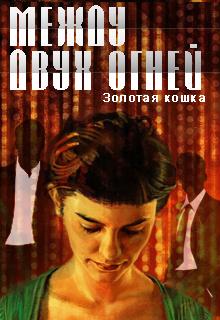 """Обложка книги """"Между двух огней"""""""
