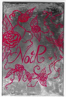 """Обложка книги """"Chloe Noir"""""""