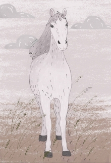 """Книга. """"Лошадь по имени Лошадь"""" читать онлайн"""