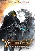"""Обложка книги """"Хроники Игрока, Однокрылый"""""""