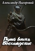 """Обложка книги """"Путь воина. Восхождение"""""""