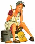 """Обложка книги """"Заколдованный мусор"""""""