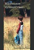 """Обложка книги """"Маленькое путешествие"""""""