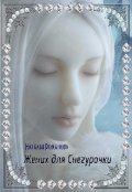 """Обложка книги """"Жених для Снегурочки, или Отрази меня в Зеркале."""""""