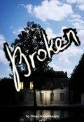 """Обложка книги """"Broken/сломанные"""""""