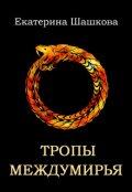 """Обложка книги """"Тропы Междумирья"""""""