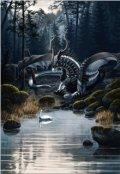 """Обложка книги """"Белый лебедь и Небесный дракон"""""""