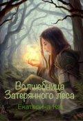"""Обложка книги """"Волшебница Затерянного леса, или Как найти суженого"""""""