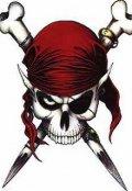 """Обложка книги """"Легенда о забытом пирате"""""""