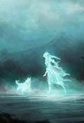 """Обложка книги """"Твой личный призрак"""""""