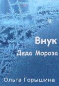 """Обложка книги """"Внук Деда Мороза"""""""