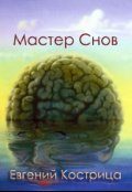 "Обложка книги ""Мастер Снов"""