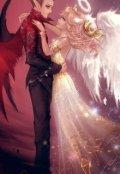 """Обложка книги """"Ангел и Демон"""""""