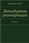 """Обложка книги """"Двенадцатая реинкарнация. Свердловск 1976. """""""