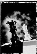 """Обложка книги """"Черный король"""""""