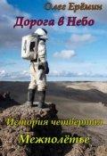 """Обложка книги """"Межполётье"""""""