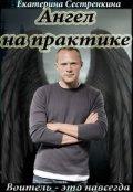 "Обложка книги ""Ангел на практике"""