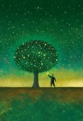 """Обложка книги """"Волшебник, дерево, звезда"""""""