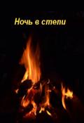 """Обложка книги """"Ночь в степи"""""""