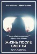 """Обложка книги """"Жизнь после смерти"""""""