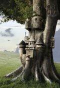 """Обложка книги """"Замок троллей или большой распил"""""""