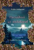 """Обложка книги """"Последний из медоваров"""""""