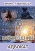 """Обложка книги """"Новогодний адвокат"""""""