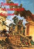 """Обложка книги """"Пленник пылающей башни"""""""