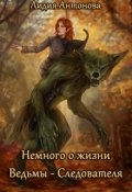 """Обложка книги """"Немного о жизни Ведьмы – Следователя """""""